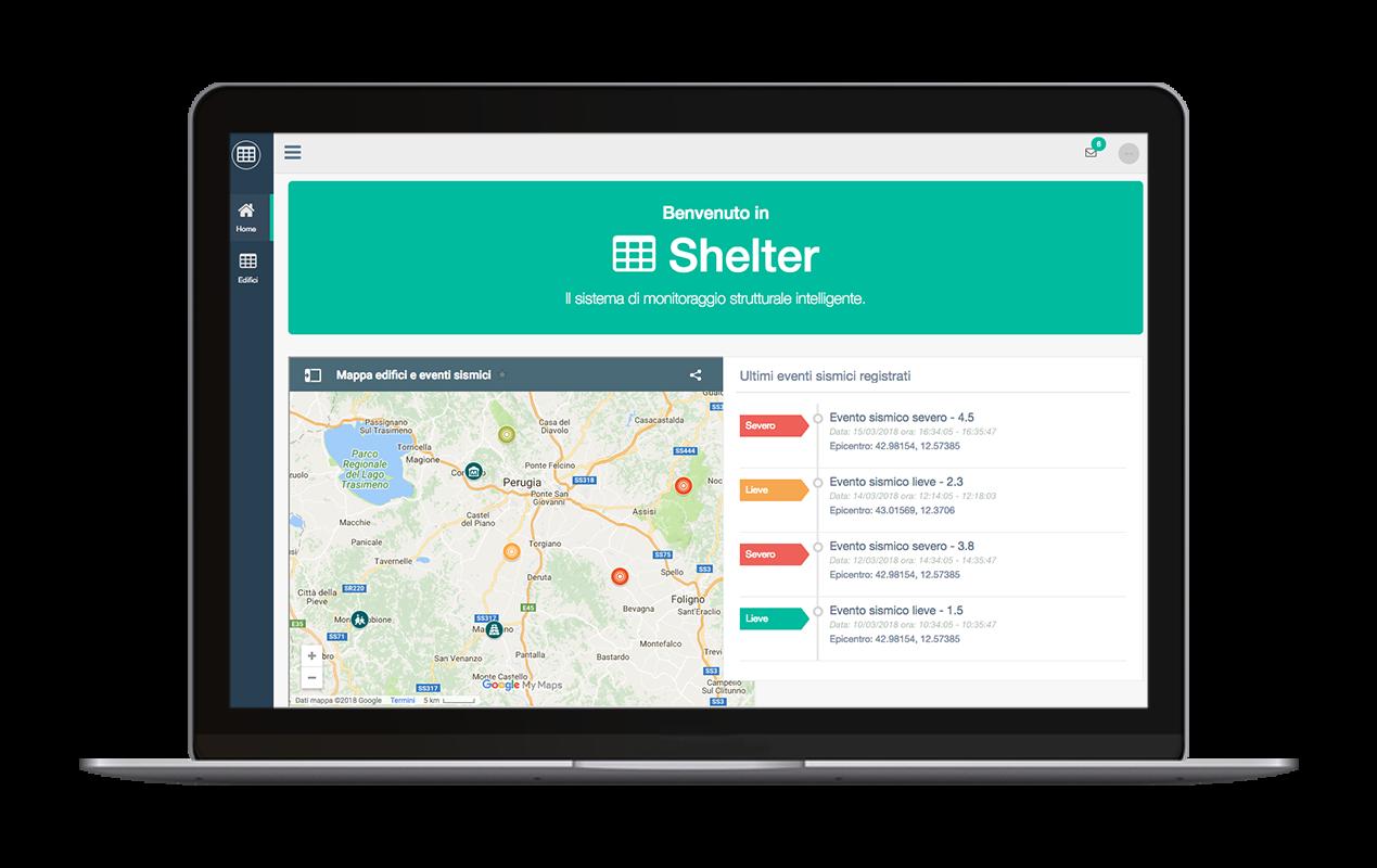 Secure Shelter Platform