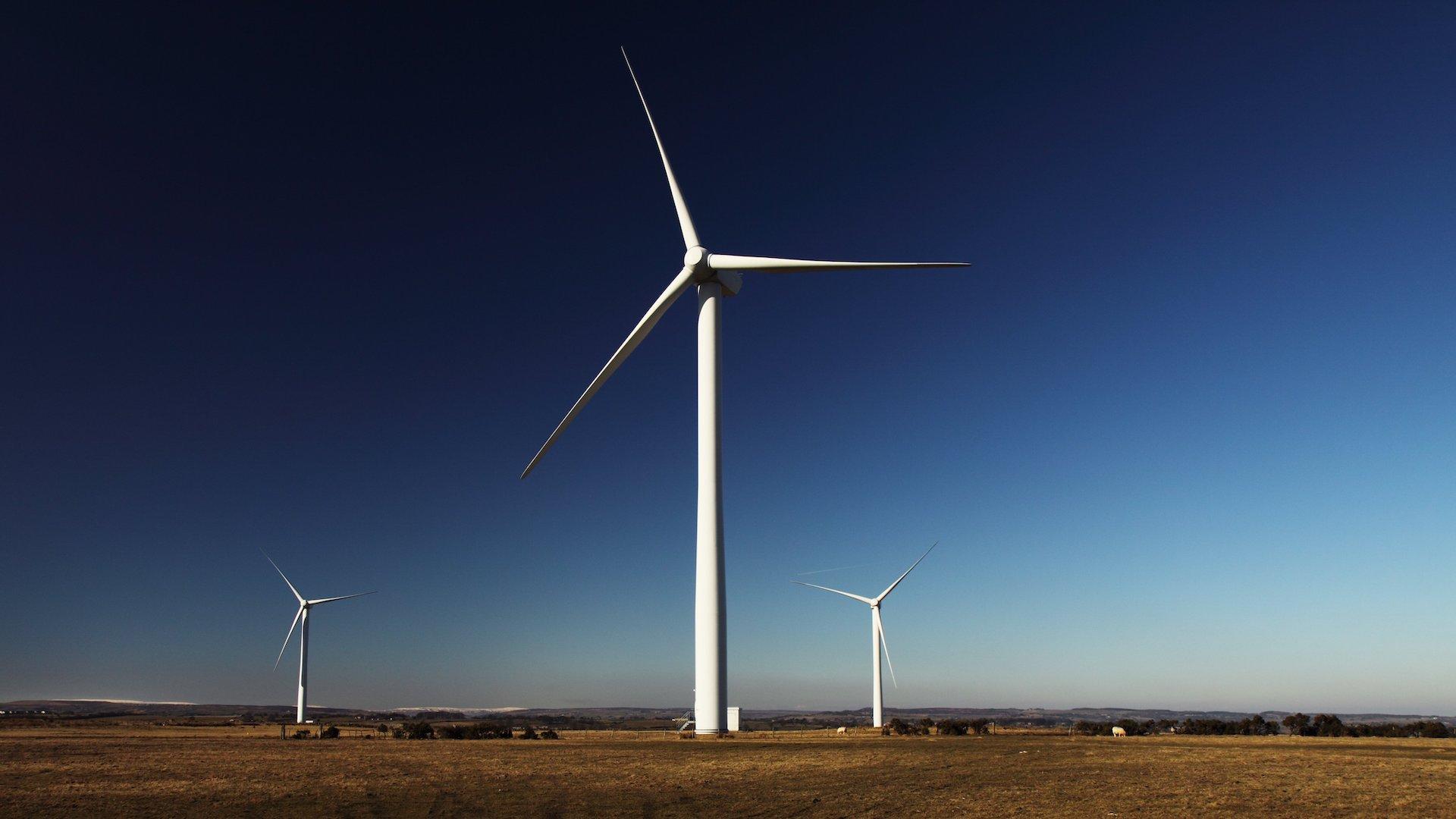 Wind farm - Credits Pixabay